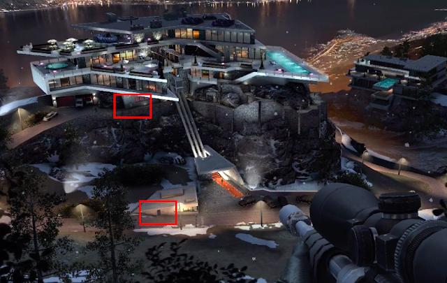 Hitman Sniper Fuse Box Explosive Kill on