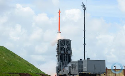 Barak-8 sistema de defesa antiaérea de Israel