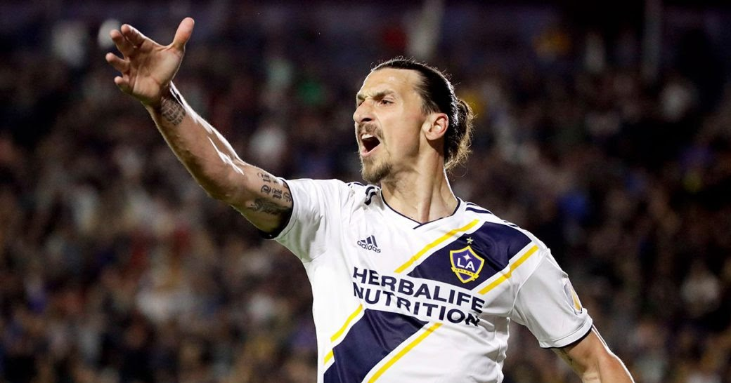 Former Manchester United Forward Zlatan Ibrahimovic fined by MLS Disciplinary Committee