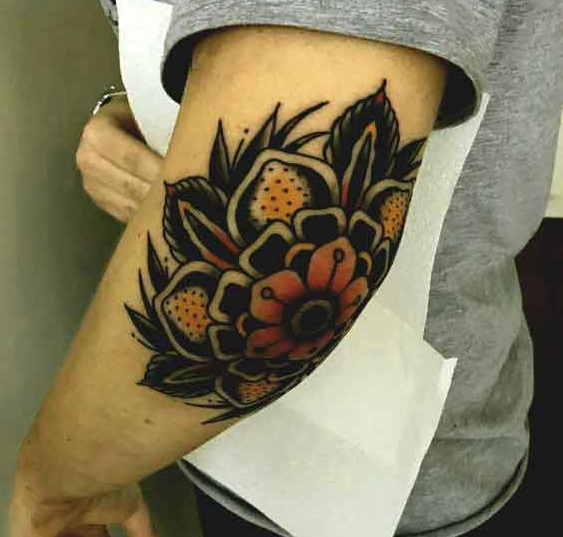 50 Best Elbow Tattoos Design And Ideas For Men And Women