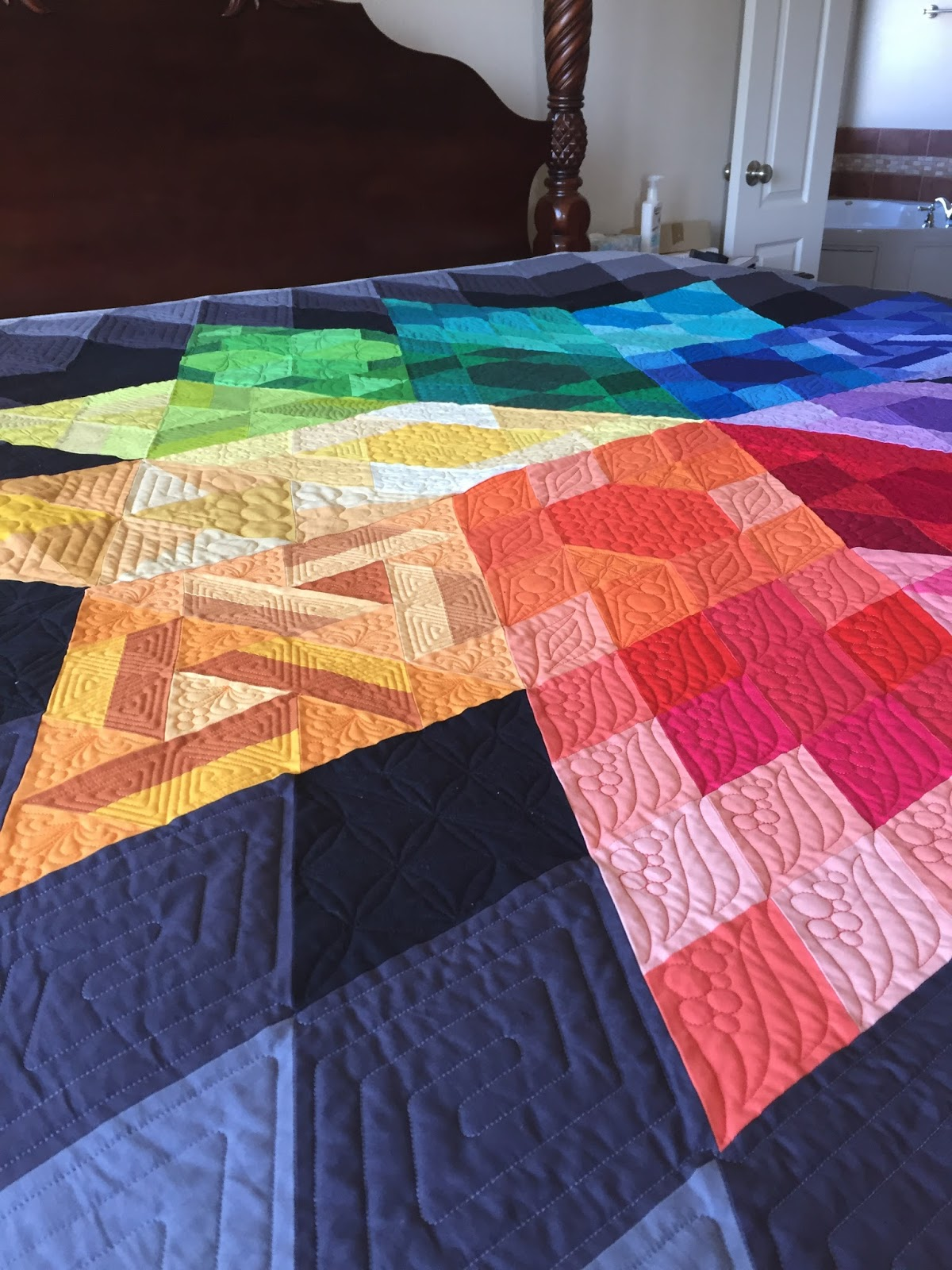 The Tilted Quilt
