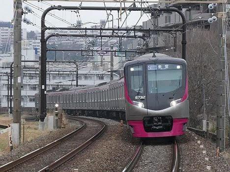 【ダイヤ改正で登場!】京王ライナー 新宿行き 5000系