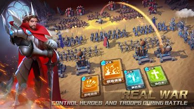 Donwload Game Art of Conquest (AoC)  Apk +Data (Full) Online gilaandroid.com