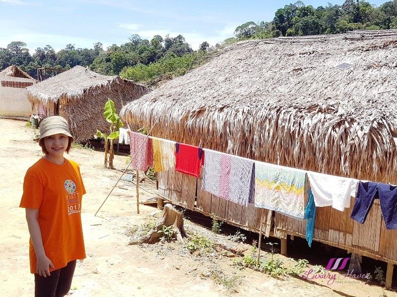 visit perak 2017 kampong aman damai orang asli