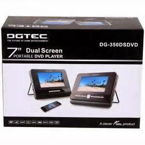 Tips Jitu Memilih Dual-Layar DVD Player Portabel