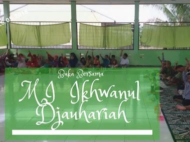 Buka Bareng Madrasah Ibtidaiyah Ikhwanul Djauhariah Bengkulu