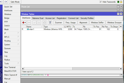 Cara Paling MUDAH, Seting Mikrotik Groove 52hpn sebagai Client dengan WINBOX