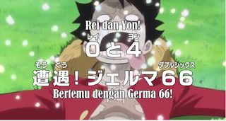 One Piece 784 Subtitle Indonesia