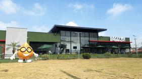 Ragazzo inaugura maior restaurante da rede em Santo André