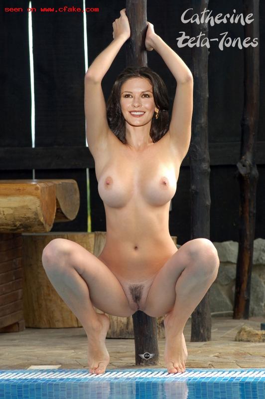 Catherine Zeta Jones Nackt