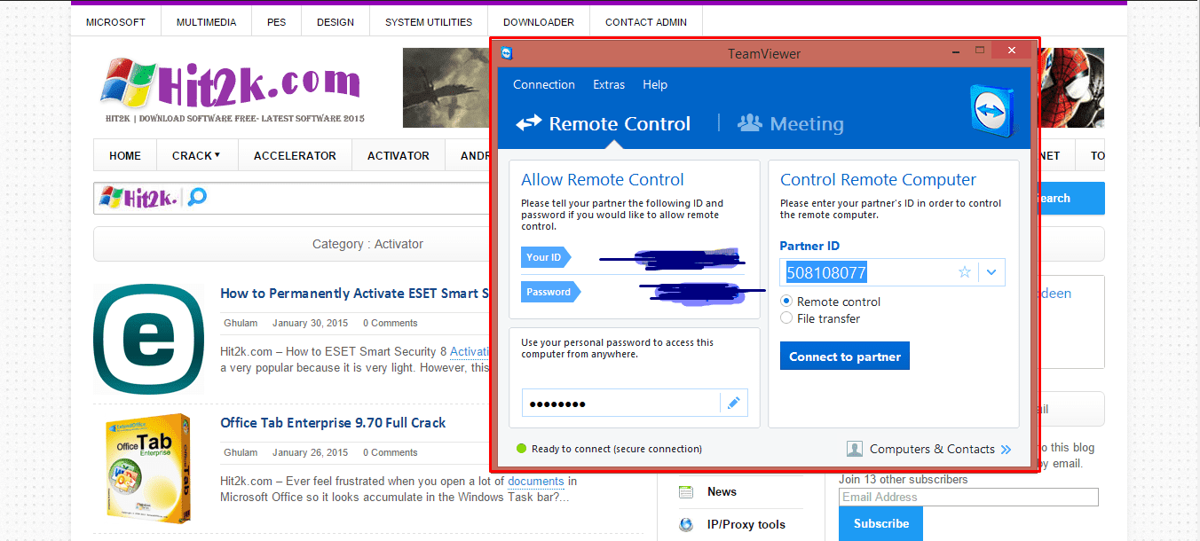 free download teamviewer latest version