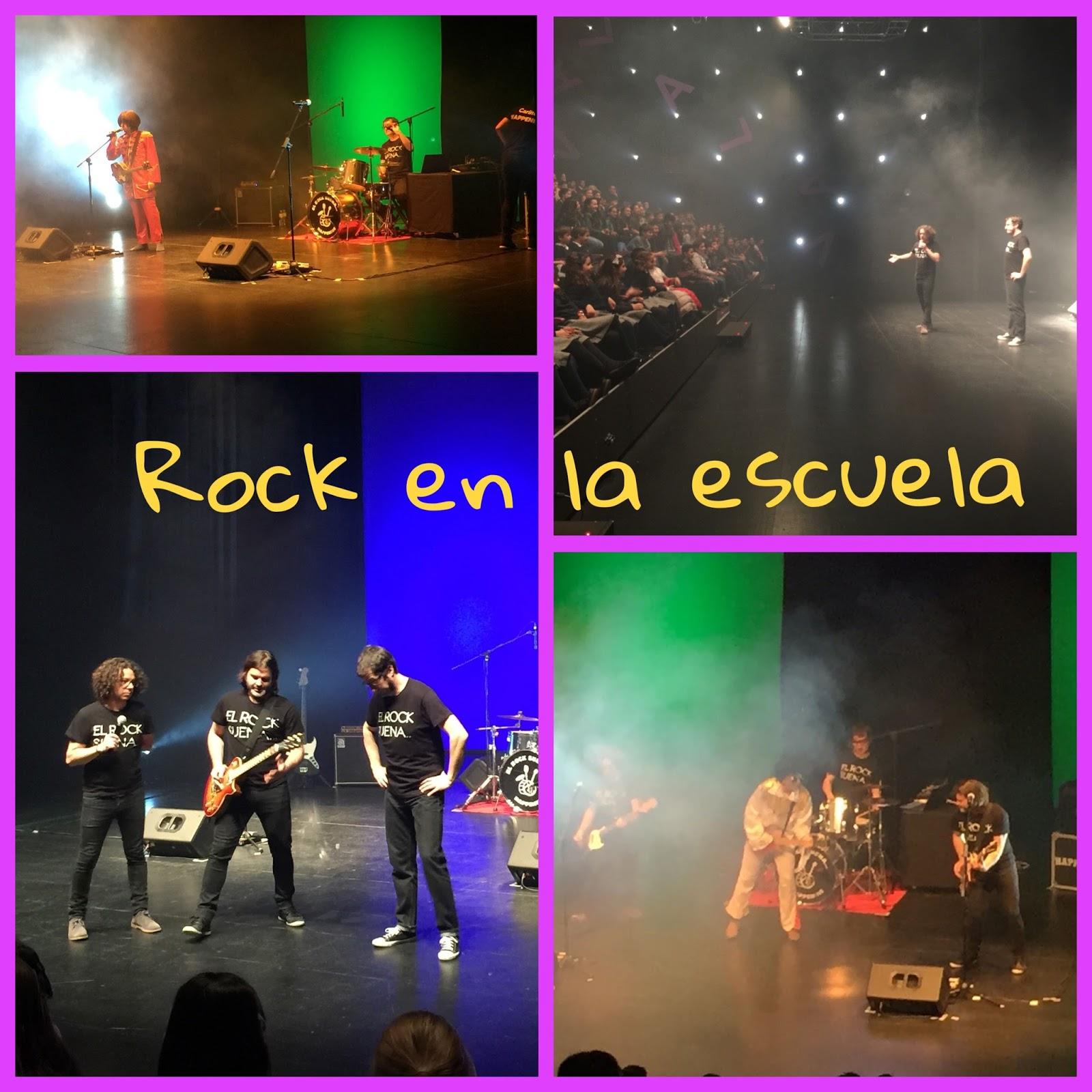 Agustinas Valladolid - 2017 - Primaria 3 4 - Rock en la escuela 1