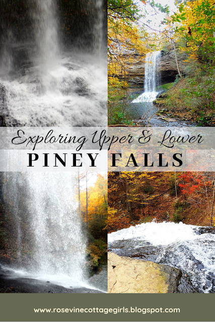 Tennessee Waterfalls, Travel, Explore, Hiking, Fall Leaves,