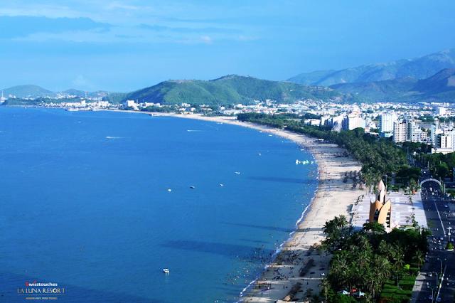 La Luna hưởng trọn tiềm năng du lịch biển Nha Trang