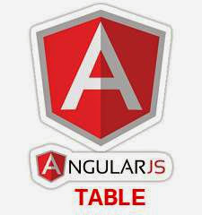 AngularJS Table