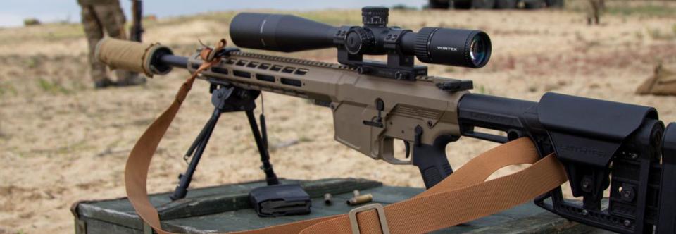 ЗСУ закуповують для снайперів вітчизняні набої .308 Win