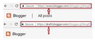 Mengaktifkan HTTPS Untuk Blog TLD Di Blogger