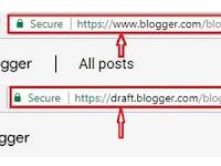 Mengaktifkan HTTPS Untuk Custom Domain Blogspot