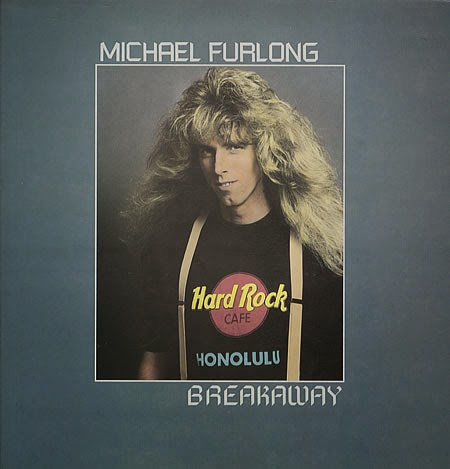 Michael Furlong Breakaway 1987 aor melodic rock