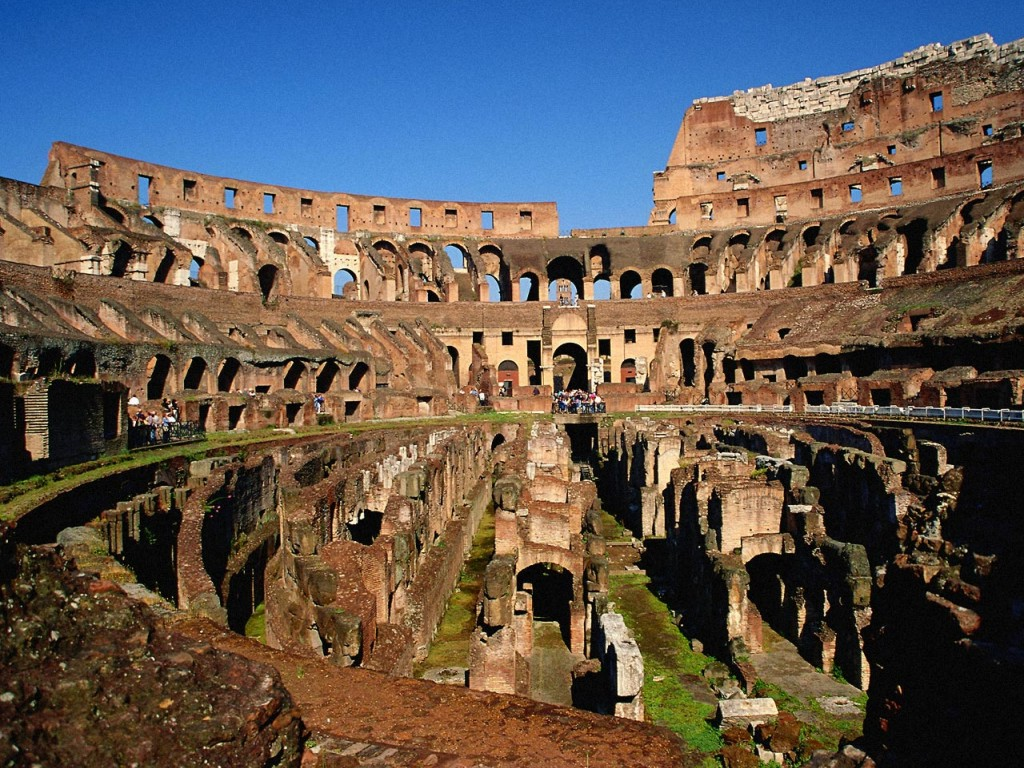 History Of The Roman Colosseum
