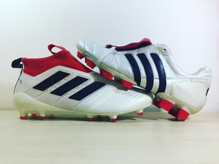 outlet store 5e5be b09ee FTH: Limited-Edition Adidas Ace 17+ PureControl Champagne ...
