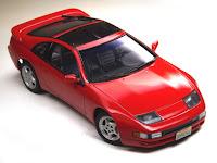Nissan 300zx Turbo Tamiya 1/24