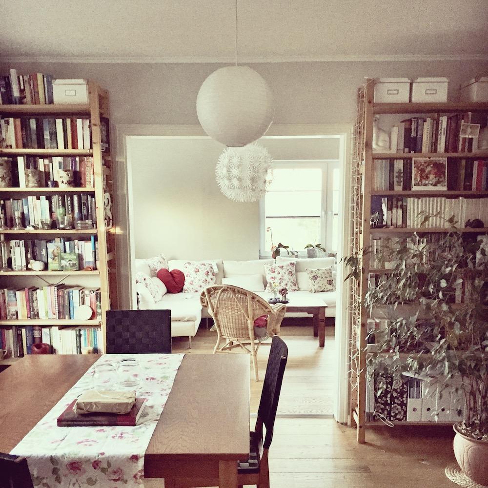 vorher nachher das esszimmer sunnys haus. Black Bedroom Furniture Sets. Home Design Ideas