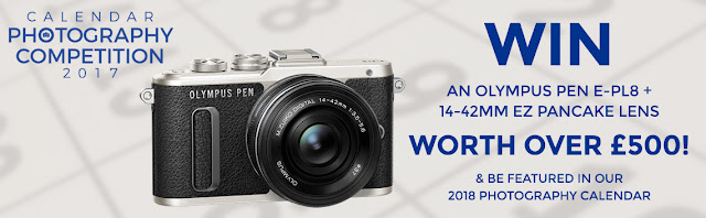 Win an Olympus E-PL8 in our April Calendar Photography Competition