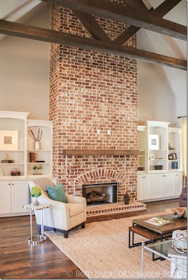 Fireplaces-Wild Rose Interiors