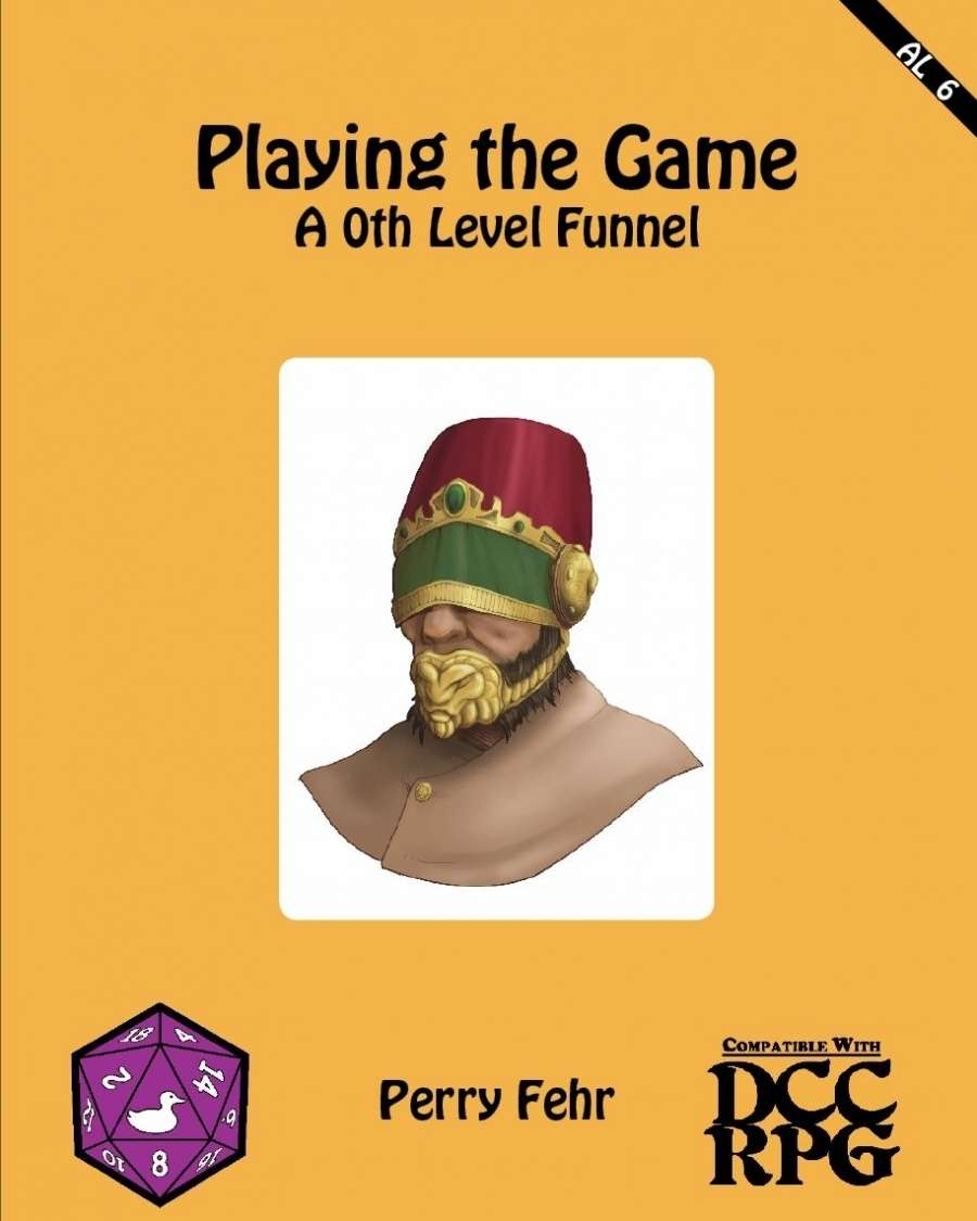 DCC Trove of Treasures: Playing the Game