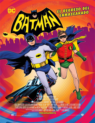 Ver Batman: El regreso del enmascarado (2016) Online