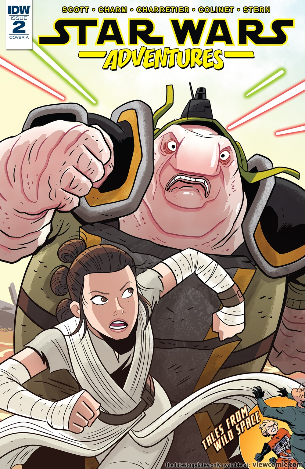 star wars adventures 002 2017 reading comics online for free