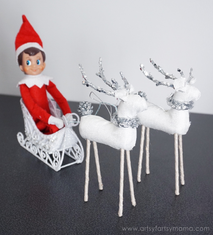 Elf on the Shelf Ideas and Inspiration #MyReason #AtHomeStores