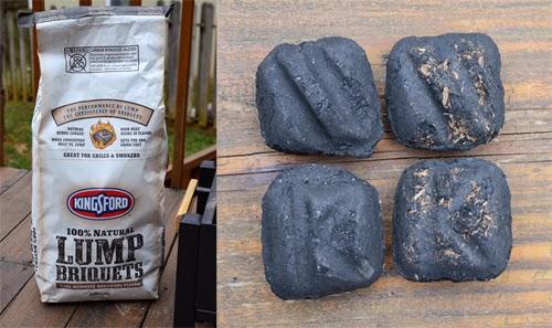 Kingsford natural lump briquetes, mesquite