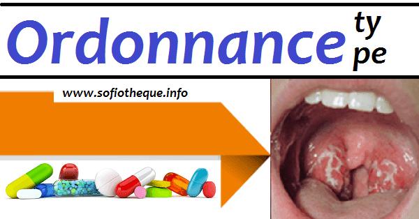 Ordonnance Type | CAT devant une angine virale ou bactérienne Gfghfhgf%2B%25281%2529
