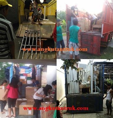 Sewa Truk Semarang Surabaya Malang