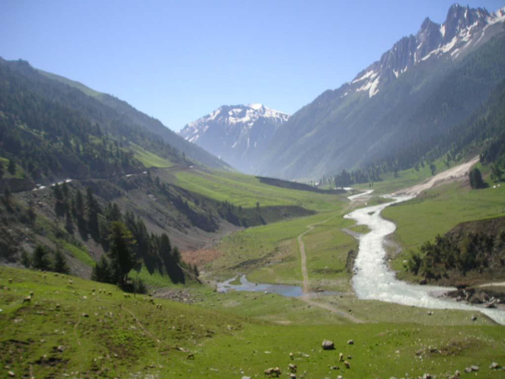My favorite holiday spot - Kashmir