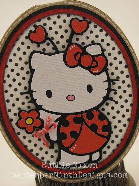 September Ninth Design Lovebug Kitty And Freebie