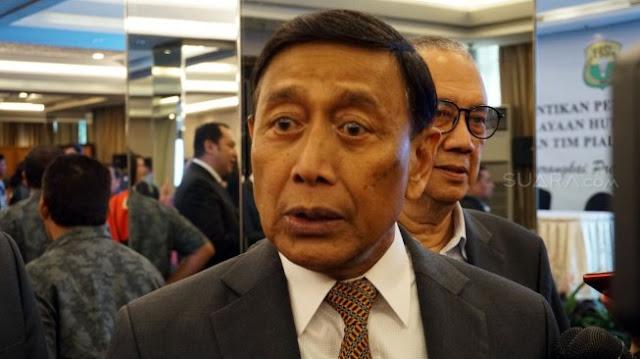 Wiranto: Kalau Sudah Terjadi Makar, yang Mau Nangkep Sopo?