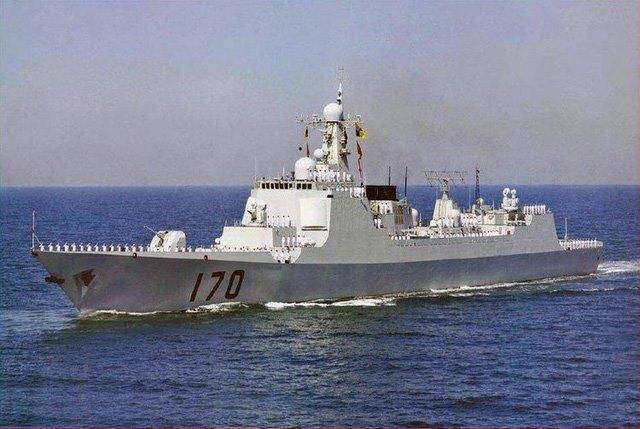 Tàu khu trục lớp Luyang I