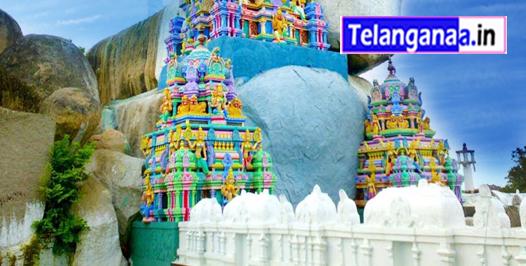 Sri Lakshmi Narasimha Swamy Temple in Telangana