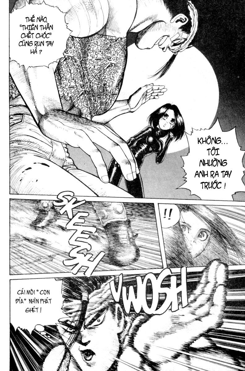 Battle Angel Alita chapter 32 trang 24