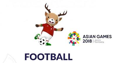 Jadwal Sepakbola di Asian Games 2018