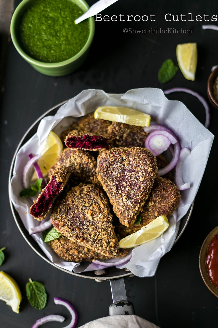 Beet cutlets. Recipe for every taste 49