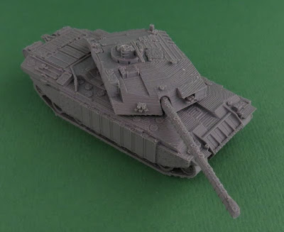 British Challenger 1 picture 1