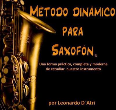 Aprende saxofón con el Método Dinámico para Saxofón y con las partituras de saxofón de tocapartituras.com http://www.tocapartituras.com/2014/01/metodo-libro-aprender-saxofon.html