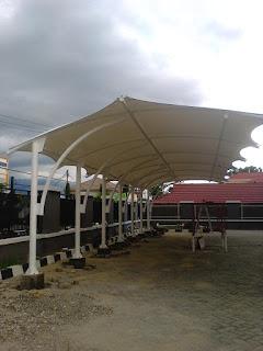 tenda membran tambun bekasi