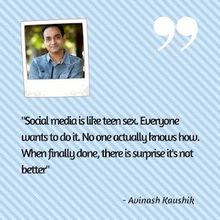 Avinash Kaushik Quotes