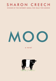 "Kid's Book Group Reads ""Moo"" for May 17, 2017"