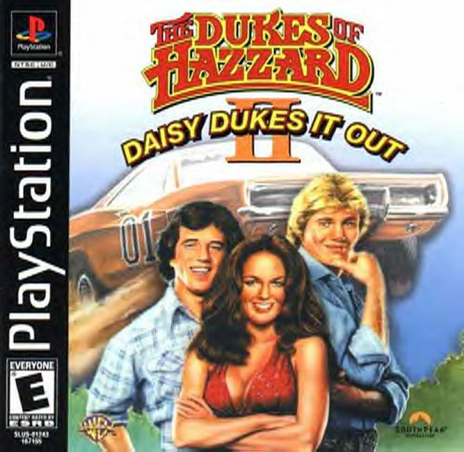 The Dukes of Hazzard II: Daisy Dukes It Out - PS1 - ISOs Download